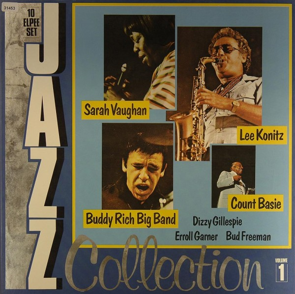 Various: Jazz Collection Volume 1