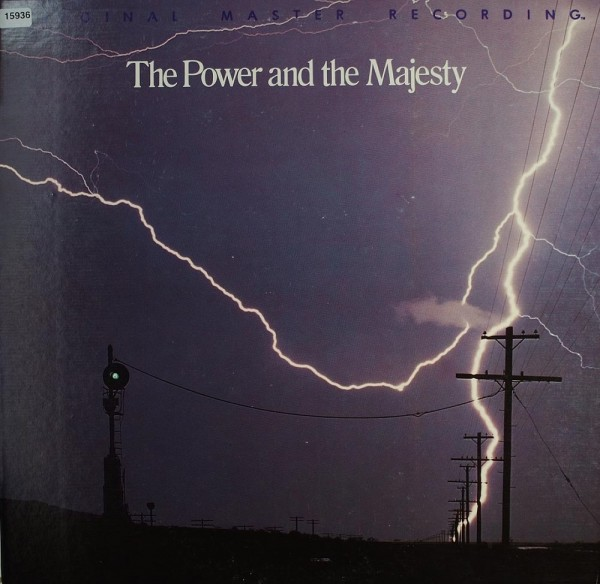 Miller, Brad: The Power and the Majesty