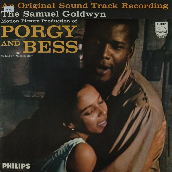 Gershwin (Soundtrack): Porgy & Bess
