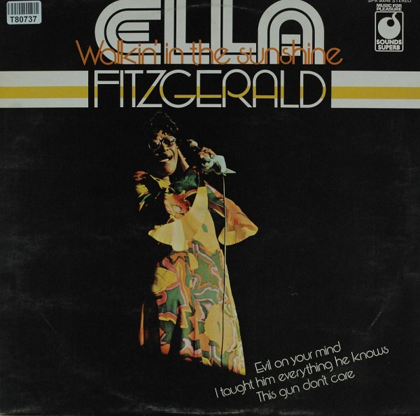 Ella Fitzgerald: Walkin' In The Sunshine