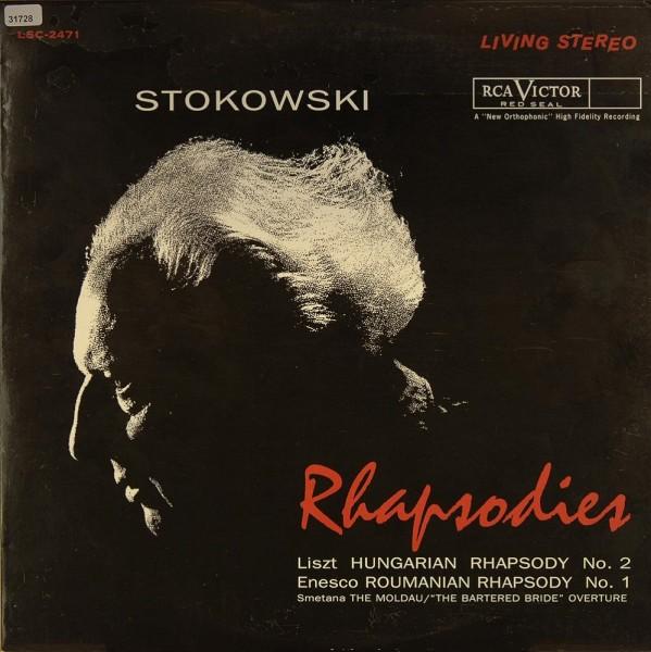 Stokowski: Rhapsodies (Liszt / Enesco / Smetana)