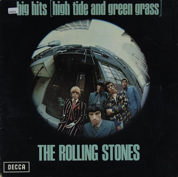 Rolling Stones, The: Big Hits (High Tide and Green Grass)