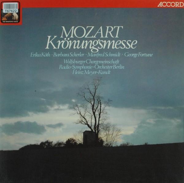 Wolfgang Amadeus Mozart - Erika Köth / Barb: Krönungsmesse