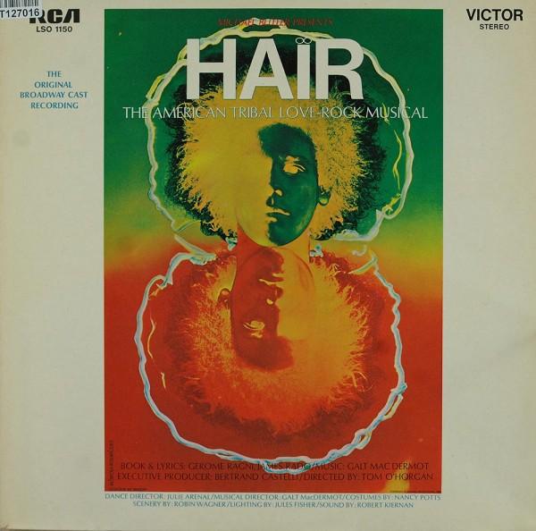 Various: Hair - The Original Broadway Cast Recording