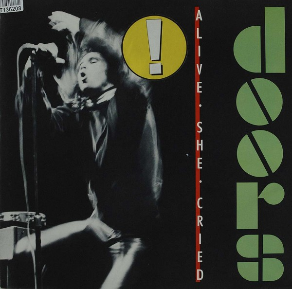 The Doors: Alive, She Cried