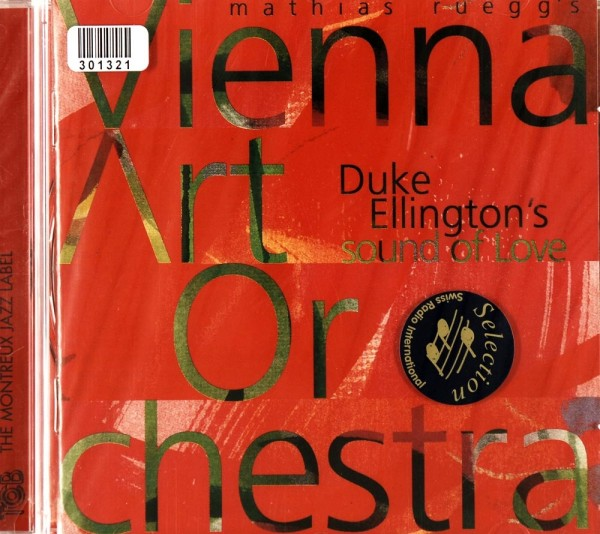 Vienna Art Orchestra 99: Duke Ellington`s Sound of Love