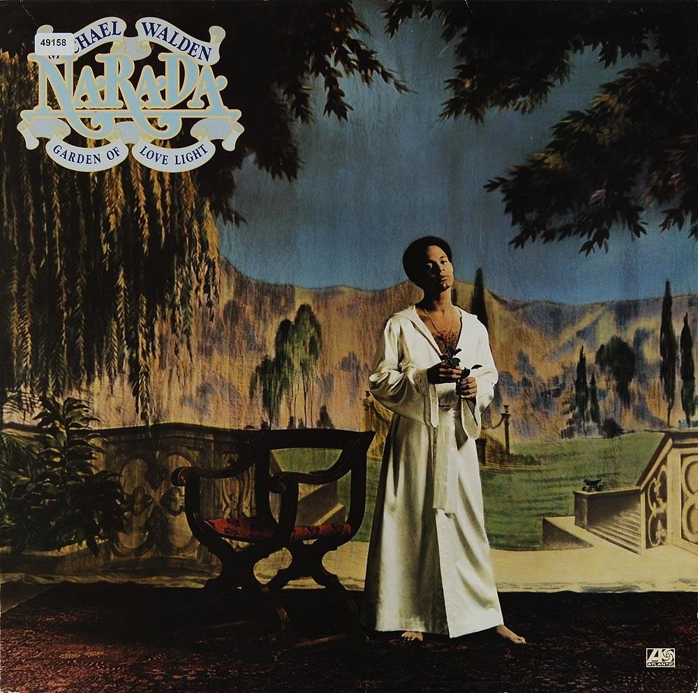 Walden, Narada Michael: Garden of Love Light   Rock + Hard Rock ...