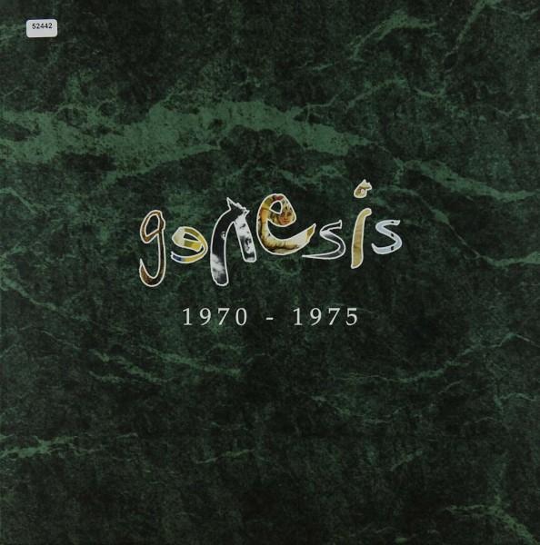 Genesis: 1970 - 1975