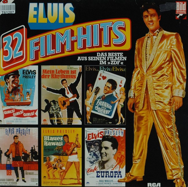 Elvis Presley: 32 Film-Hits