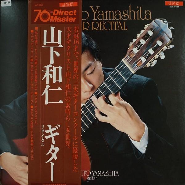 Yamashita, Kazuhito: Guitar Recital