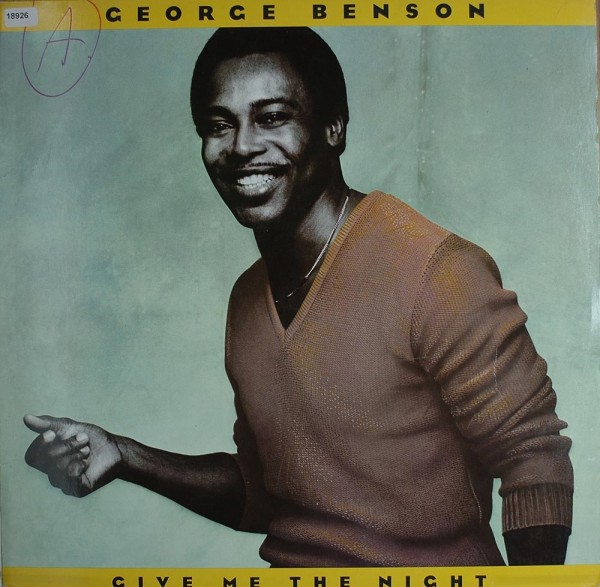 Benson, George: Give me the Night