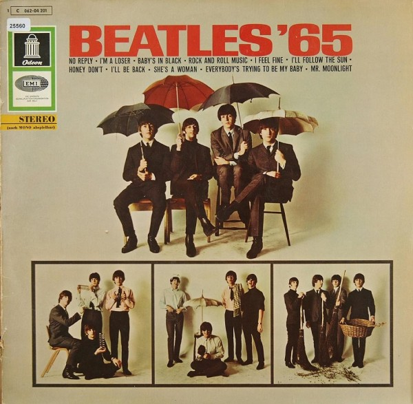 Beatles, The: Beatles ` 65