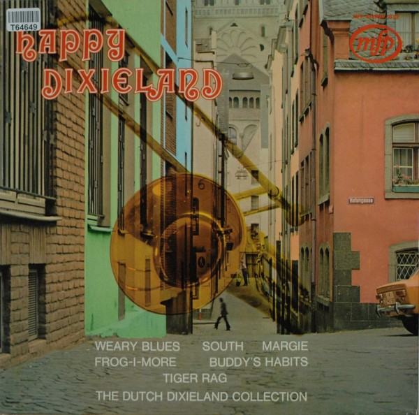 The Dutch Dixieland Collection: Happy Dixieland