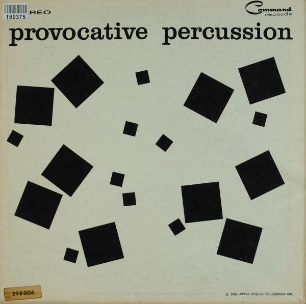 The Command All-Stars: Provocative Percussion