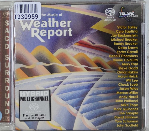 Various: Celebrating The Music Of Weather Report