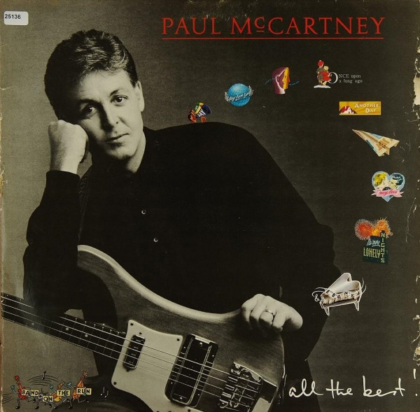 McCartney, Paul: All the Best
