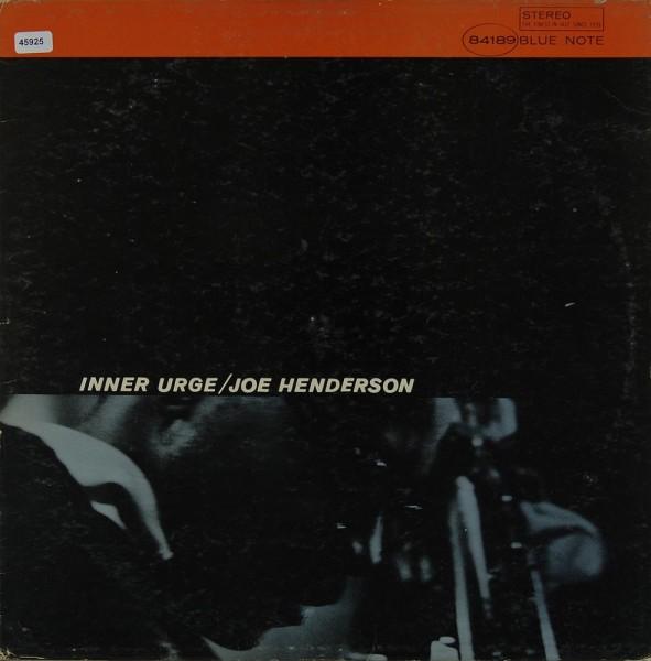 Henderson, Joe: Inner Urge