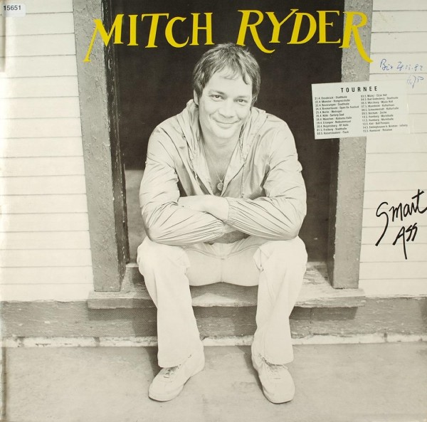 Ryder, Mitch: Smart Ass