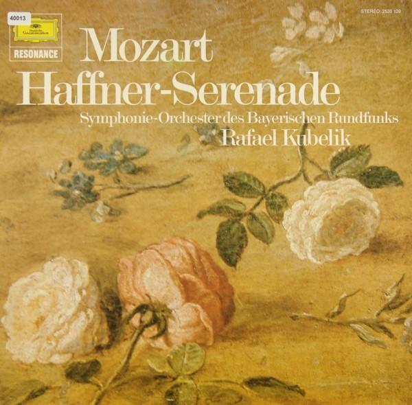 Mozart: Haffner- Serenade