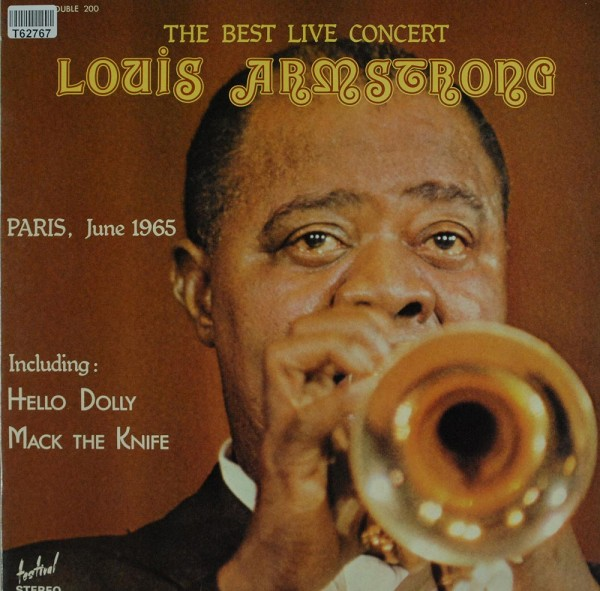 Louis Armstrong: The Best Live Concert