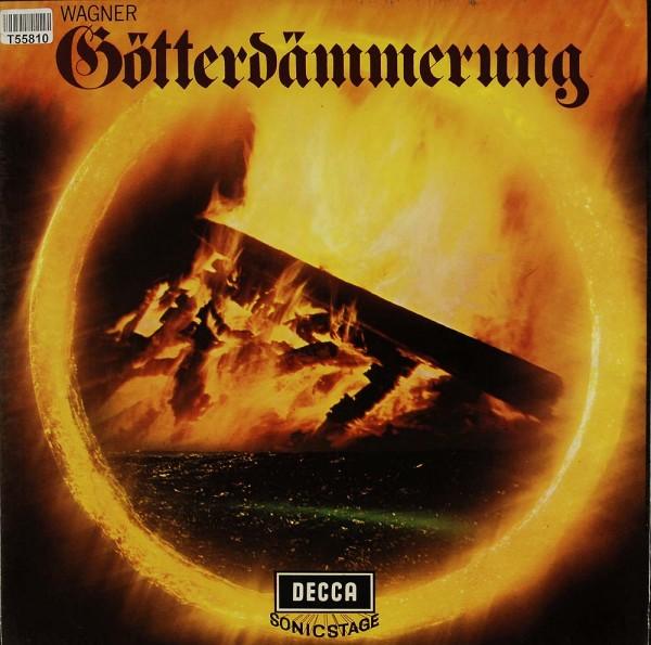 Richard Wagner, Wiener Philharmoniker, Georg Solti: Götterdämmerung