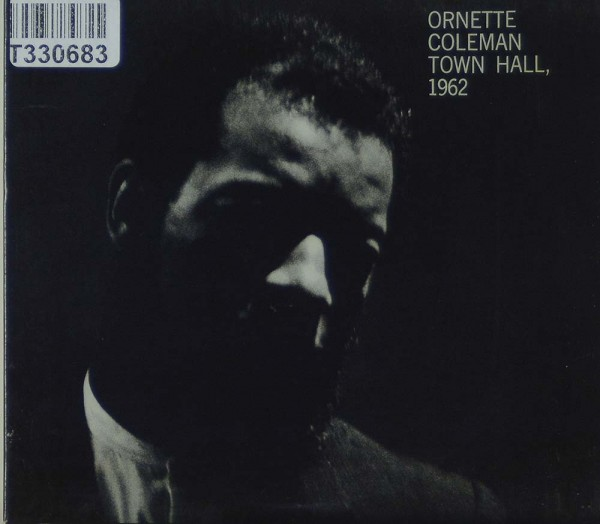 Ornette Coleman: Town Hall 1962