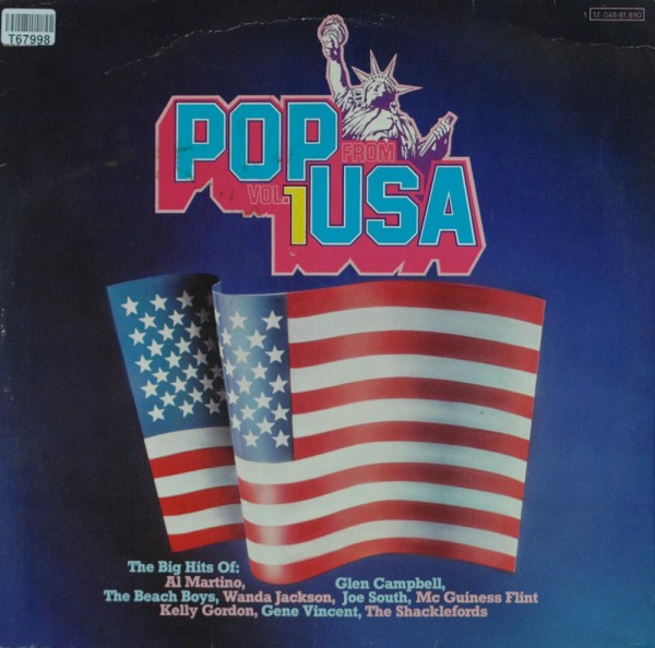 Various: Pop From USA Vol.1
