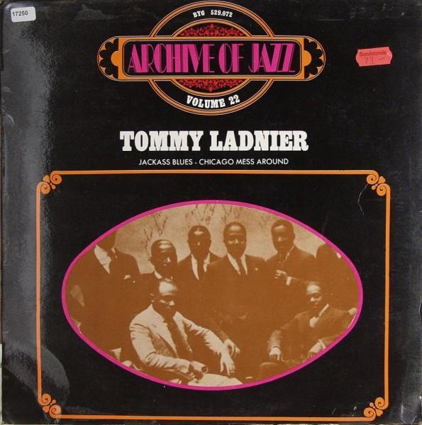 Ladnier, Tommy: Archive of Jazz Vol. 22