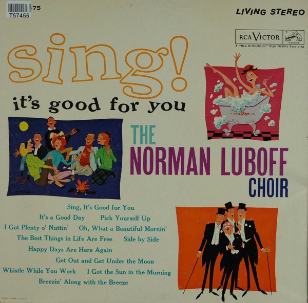 Norman Luboff Choir: Sing! It's Good For You