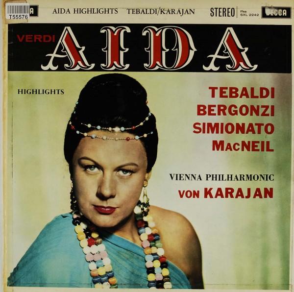 Giuseppe Verdi: Aida Highlights