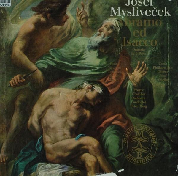 Josef Mysliveček: Abramo Ed Isacco