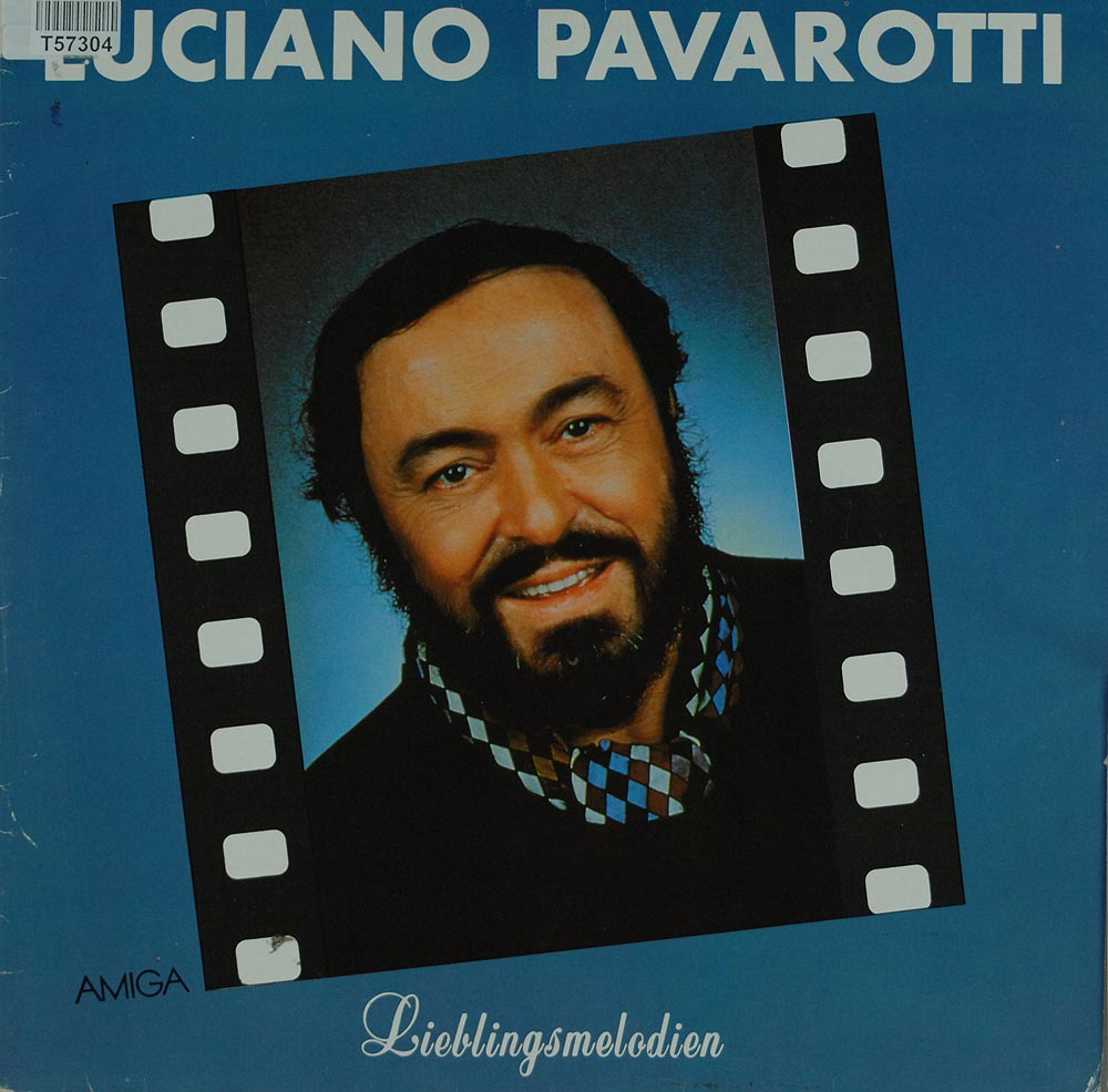 luciano pavarotti lieblingsmelodien oper operette klassik gebrauchte lps und cds kaufen. Black Bedroom Furniture Sets. Home Design Ideas