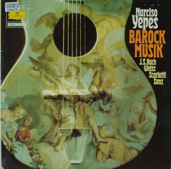 Narciso Yepes - Johann Sebastian Bach, Sylv: Barock Musik