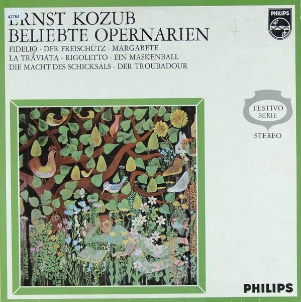 Kozub, Ernst: Beliebte Opernarien