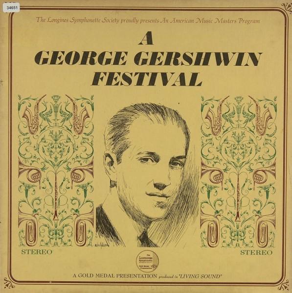 Gershwin, George: A George Gershwin Festival
