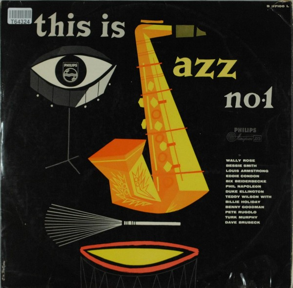 Various: This Is Jazz No. 1