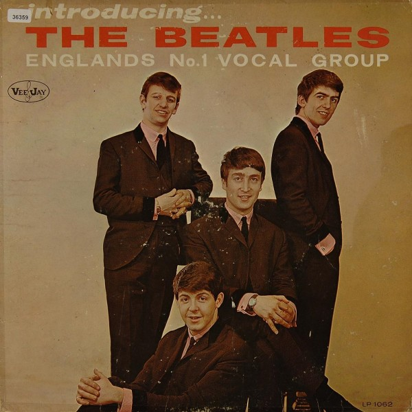 Beatles, The: Introducing The Beatles