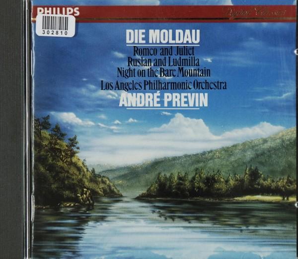 André Previn: Die Moldau