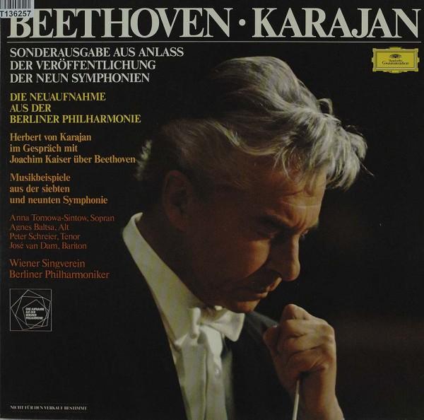 Ludwig van Beethoven • Herbert von Karajan: Sonderausgabe Aus Anlass Der Veröffentlichung Der Neun S