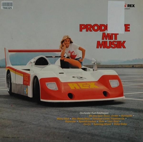 Orchester Kurt Edelhagen: Produkte Mit Musik