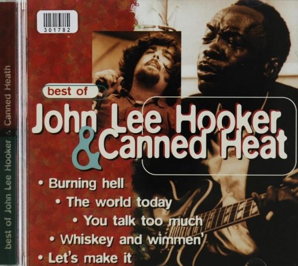John Lee Hooker. Canned Heat: Best Of John Lee Hooker & Canned Heat