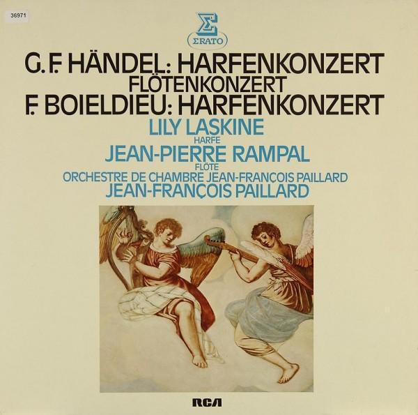 Händel / Boieldieu: Harfen- & Flötenkonzerte