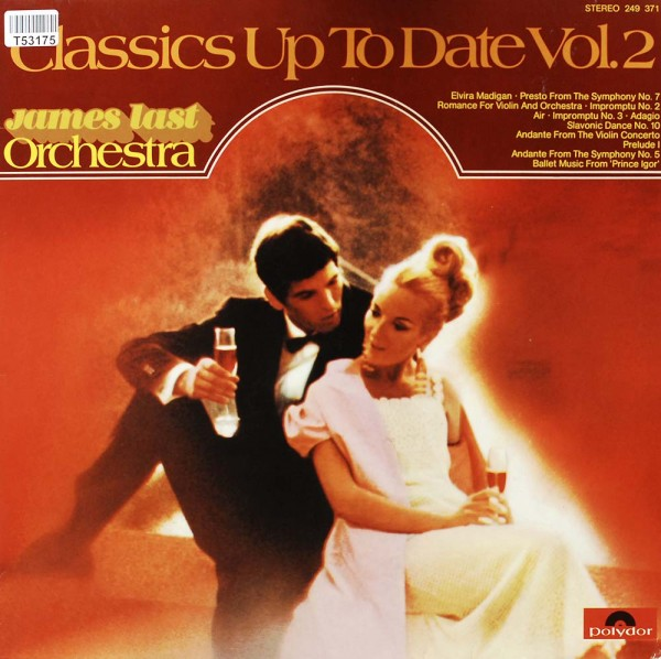 Orchester James Last: Classics Up To Date Vol. 2