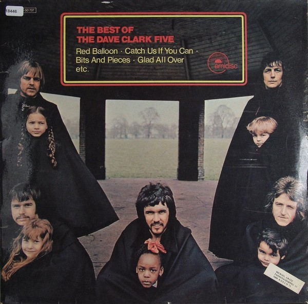 Clark, Dave Five, The: The Best of The Dave Clark Five