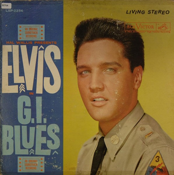 Presley, Elvis (Soundtrack): G.I. Blues