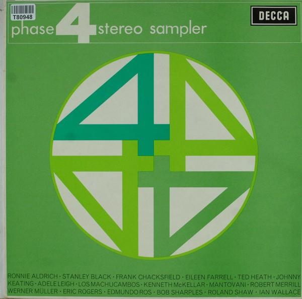 Various: Phase 4 Stereo Sampler