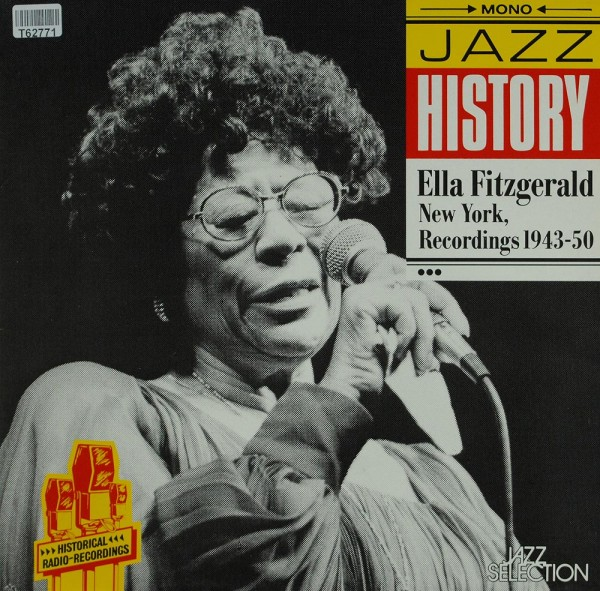 Ella Fitzgerald: New York Recordings 1943-50
