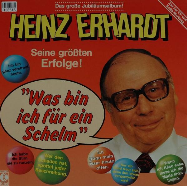 Heinz Erhardt: Was Bin Ich Für Ein Schelm   Comedy