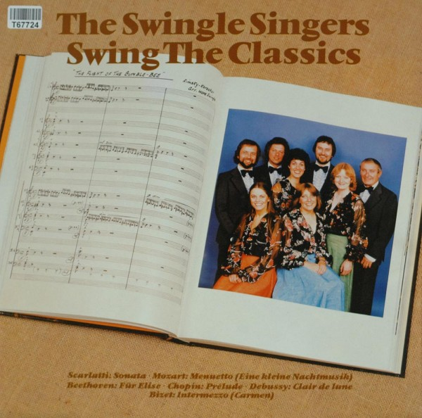 Les Swingle Singers: Swing The Classics