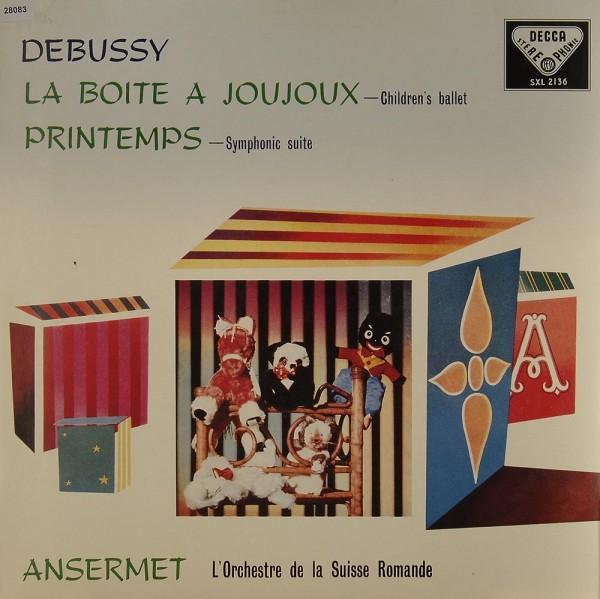 Debussy: La Boite a Joujoux / Printemps
